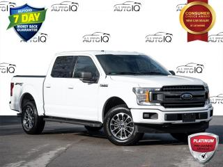 Used 2018 Ford F-150 CLEAN CARFAX | XLT SPORT PACKAGE | LOW KM'S for sale in St Catharines, ON