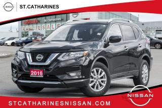 Used 2018 Nissan Rogue SV Only 14000km's | AWD | Accident Free for sale in St. Catharines, ON