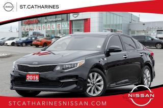 Used 2016 Kia Optima LX Auto | Air | Heated Seats for sale in St. Catharines, ON