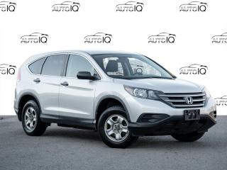 Used 2013 Honda CR-V LX AWD Get Ready for Winter for sale in Welland, ON