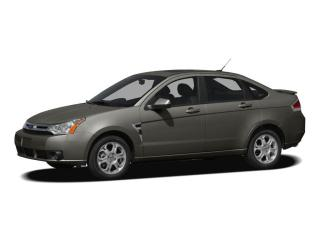 Used 2009 Ford Focus SE for sale in St Thomas, ON