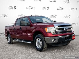 Used 2014 Ford F-150 XLT for sale in St Thomas, ON