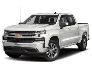 New 2021 Chevrolet Silverado 1500 LT Trail Boss for sale in Tillsonburg, ON