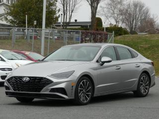 Used 2020 Hyundai Sonata 1.6T ULTIMATE DEMONSTRATEUR! for sale in St-Georges, QC