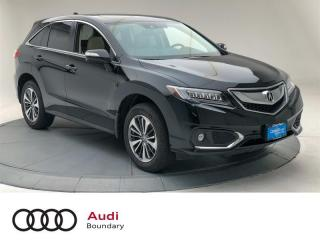 Used 2018 Acura RDX Tech at for sale in Burnaby, BC