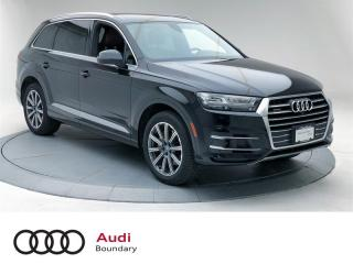 Used 2017 Audi Q7 3.0T Progressiv quattro 8sp Tiptronic for sale in Burnaby, BC