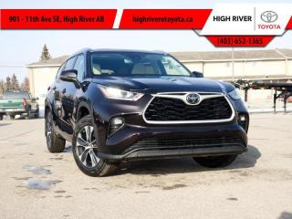 New 2021 Toyota Highlander XLE for sale in High River, AB