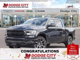 New 2020 RAM 1500 SPORT for sale in Saskatoon, SK