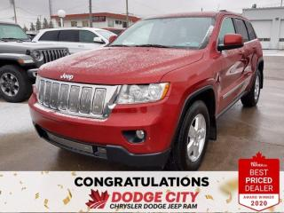 Used 2011 Jeep Grand Cherokee Laredo for sale in Saskatoon, SK
