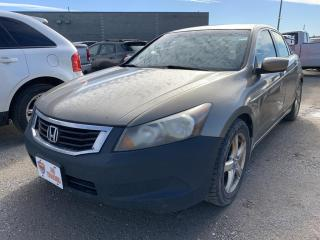 Used 2008 Honda Accord EX for sale in Barrie, ON