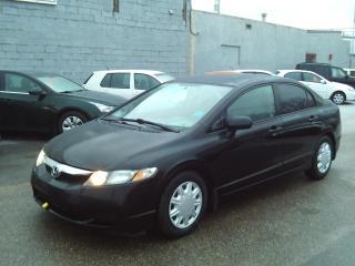 Used 2010 Honda Civic DX-G for sale in Saskatoon, SK