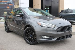 Used 2017 Ford Focus SEL PRE-OWNED, CERTIFIED! Inspected, Certified and Road Ready! +$100 Gas Card! for sale in Hamilton, ON