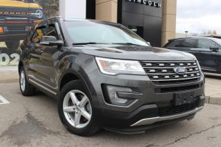 Used 2017 Ford Explorer XLT PRE-OWNED, CERTIFIED, ONE OWNER, NO ACCIDENTS! 7 PASSENGER ALL WHEEL DRIVE NAVIGATION for sale in Hamilton, ON
