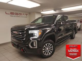 New 2021 GMC Sierra 1500 AT4 - Sunroof - Assist Steps for sale in Burlington, ON