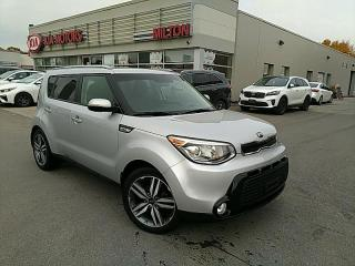 Used 2016 Kia Soul SX for sale in Milton, ON