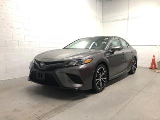 New 2020 Toyota Camry HYBRID SE UPGRADE PACKAGE+LEATHER HEATED STEERING WHEEL+18 INCH ALLOYS! for sale in Cobourg, ON