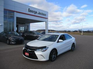 Used 2015 Toyota Camry XSE for sale in Renfrew, ON