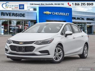 Used 2017 Chevrolet Cruze LT AUTO for sale in Brockville, ON