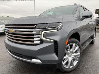 New 2021 Chevrolet Suburban High Country for sale in Carleton Place, ON