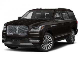 New 2020 Lincoln Navigator L Reserve for sale in Newmarket, ON