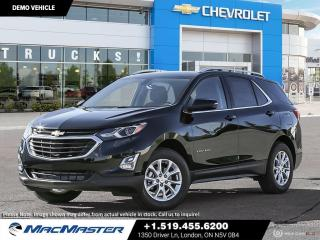 New 2021 Chevrolet Equinox LT DEMO | TURBO | LEATHER PKG | AWD | BLUETOOTH | HEATED SEATS for sale in London, ON