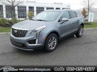 New 2021 Cadillac XT5 Premium Luxury - Navigation - $386 B/W for sale in Bolton, ON
