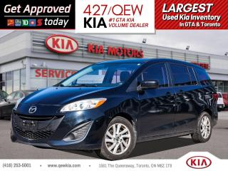 Used 2014 Mazda MAZDA5 GS for sale in Etobicoke, ON