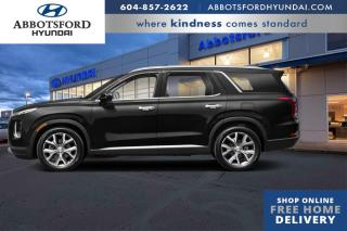 New 2021 Hyundai PALISADE Luxury 7-Passenger AWD for sale in Abbotsford, BC