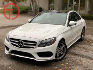 Used 2017 Mercedes-Benz C-Class C300 4Matic - NAVI for sale in Burlington, ON