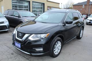 Used 2019 Nissan Rogue SV Pano Roof AWD for sale in Brampton, ON