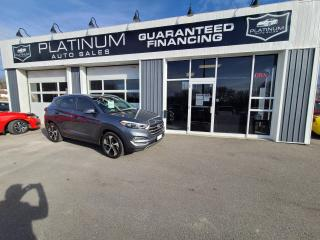 Used 2016 Hyundai Tucson Premium 1.6 for sale in Kingston, ON