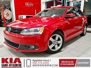 Used 2014 Volkswagen Jetta Comfortline 2,0 TDI ** TOIT OUVRANT / MA for sale in St-Hyacinthe, QC