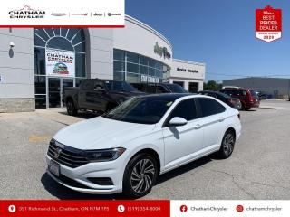 Used 2019 Volkswagen Jetta 1.4 TSI Execline Execline Auto for sale in Chatham, ON
