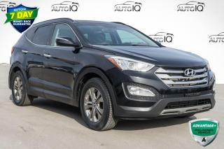 Used 2014 Hyundai Santa Fe Sport 2.4 Premium AWD LEATHER INTERIOR for sale in Innisfil, ON