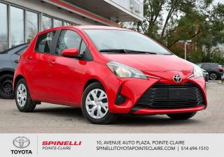 Used 2019 Toyota Yaris LE HB for sale in Pointe-Claire, QC