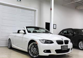Used 2010 BMW 3 Series 2dr Cabriolet 335i RWD for sale in North York, ON