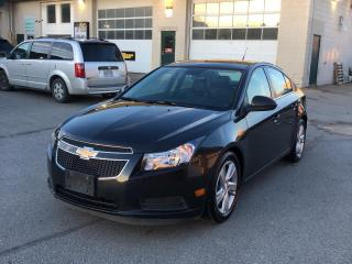 Used 2014 Chevrolet Cruze 4DR SDN DIESEL for sale in Caledon, ON