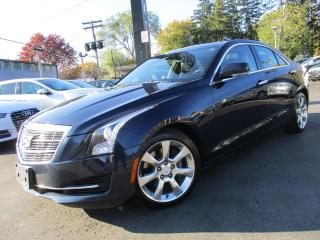 Used 2015 Cadillac ATS Sedan 4dr Sdn 2.0L Luxury RWD for sale in Burlington, ON