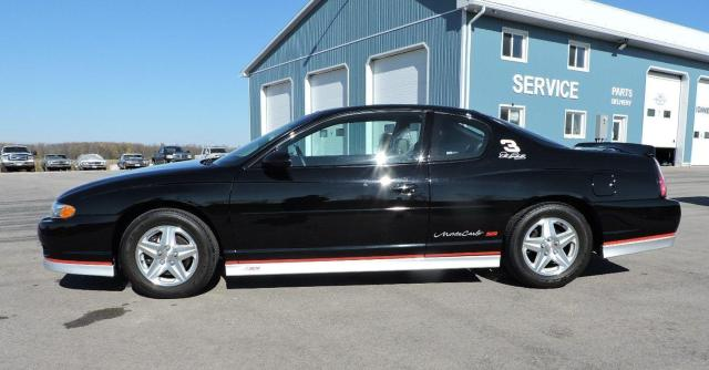 2002 Chevrolet Monte Carlo SS Dale Earnhardt Signature Ed. Only 2143 km's