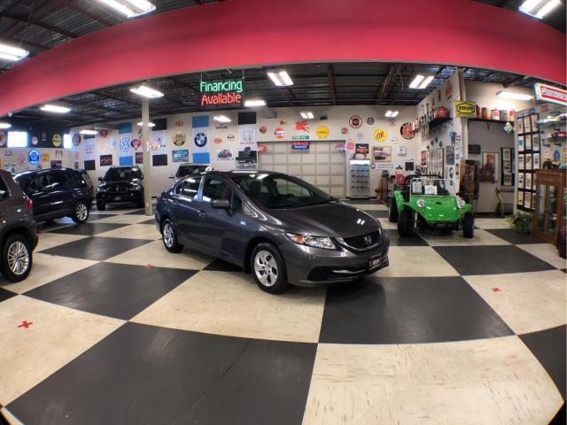 2015 Honda Civic Sedan LX AUT0 A/C H/SEATS BACKUP CAMERA BLUETOOTH 92K