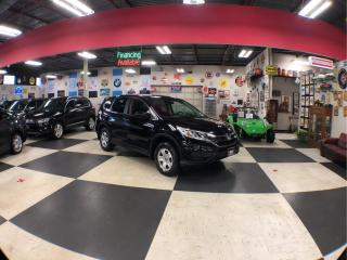 Used 2016 Honda CR-V LX AUT0 A/C CRUISE H/SEATS BACKUP CAMERA for sale in North York, ON