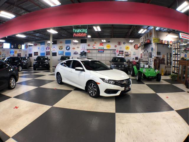 2017 Honda Civic Sedan EX AUT0 A/C SUNROOF H/SEAT BACKUP CAMERA 59K