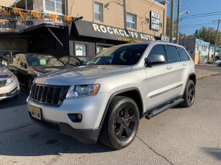 Used 2012 Jeep Grand Cherokee 4WD 4Dr Laredo for sale in Scarborough, ON