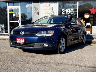 Used 2014 Volkswagen Jetta Sedan Comfortline for sale in Bowmanville, ON