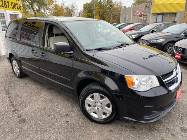 2012 Dodge Grand Caravan SE/ PWR GROUP/ TINTED/ SPOILER/ DUAL CLIMATE ++