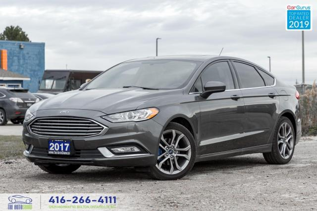 2017 Ford Fusion SE|Clean Carfax|Back up camera|Bluetooth|