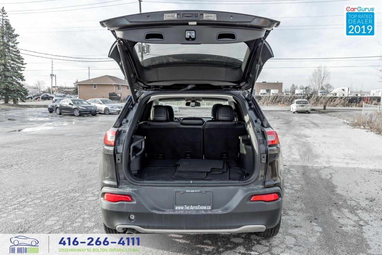 2014 Jeep Cherokee