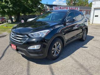 Used 2015 Hyundai Santa Fe Sport Sport/Accident Free/Bluetooth/Htd Seats/Certified for sale in Scarborough, ON