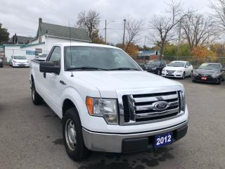 Used 2012 Ford F-150 XL for sale in St Catharines, ON