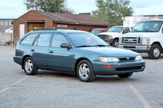 Used 1995 Toyota Corolla DX Wagon for sale in Brampton, ON